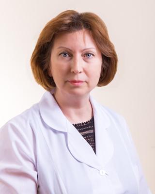 Барышевская Людмила Андреевна
