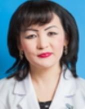 Буриева Зарина Тахировна