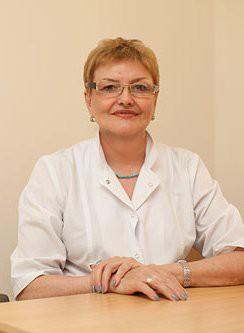Тимашева Елена Михайловна