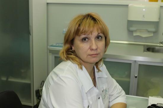 Серокурова Елена Арнольдовна