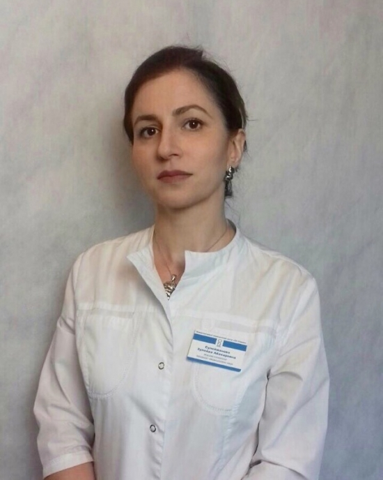 Сулейманова Зулейха Абакаровна