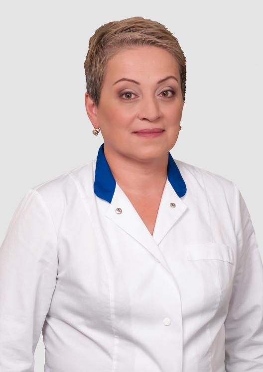 Бегларян Маргарита Юрьевна