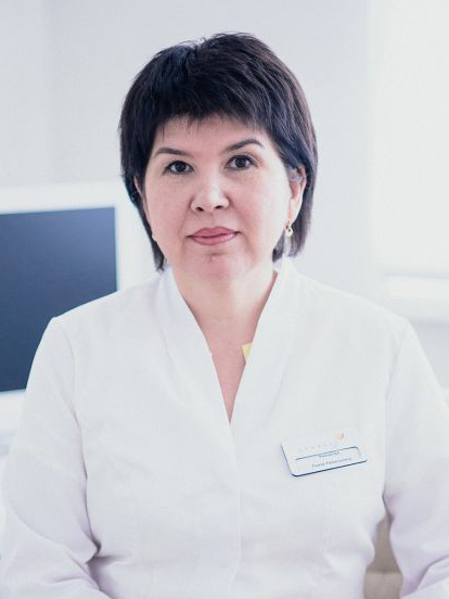 Каюмова Луиза Равильевна