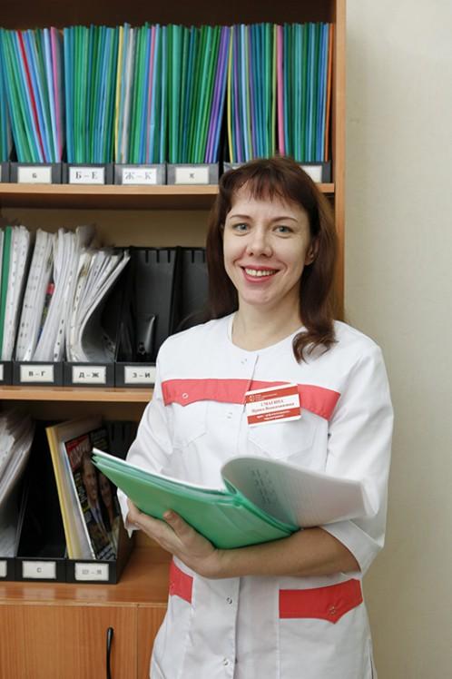 Смагина Ирина Вениаминовна
