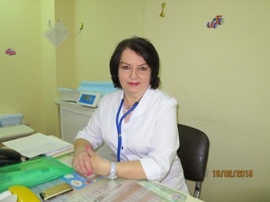 Хромкова Людмила Александровна