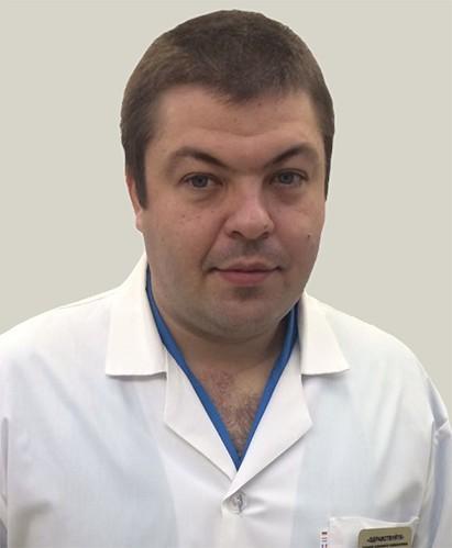 Гусятин Николай Сергеевич