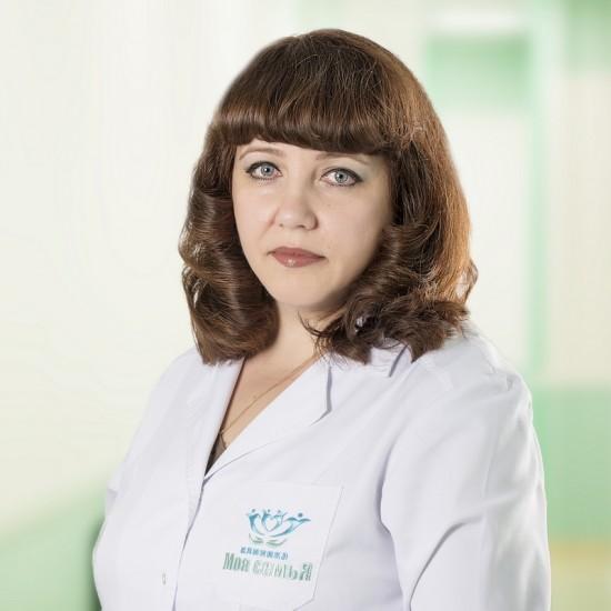 Третьякова Лариса Владимировна