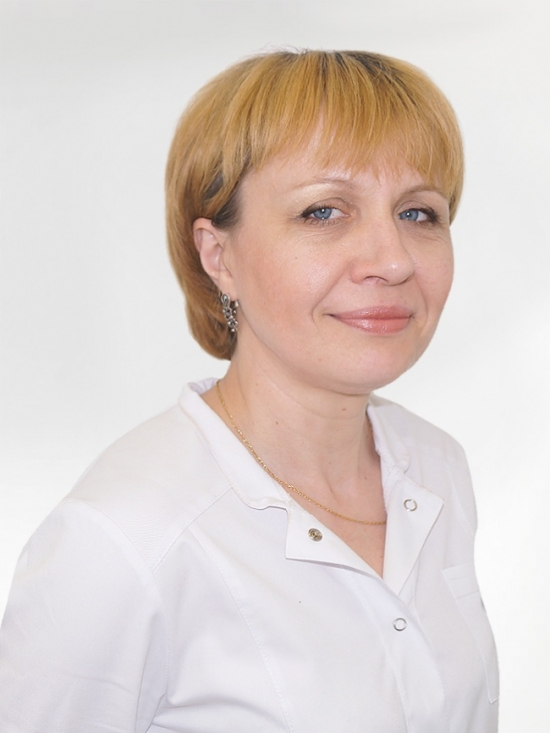 Заикина Анна Валерьевна