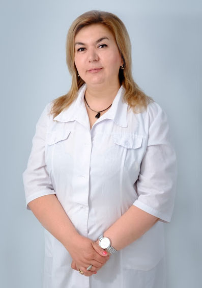 Бадоева Майя Джасмаевна