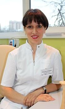 Саркисова Анна Валентиновна