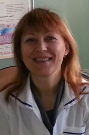Медведева Елена Ивановна