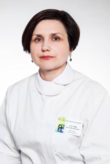 Суслова Ольга Валентиновна