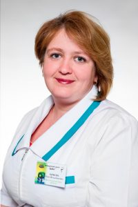 Бычкова Ольга Владимировна