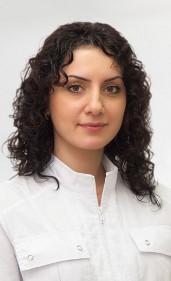Манукянц Наринэ Георгиевна