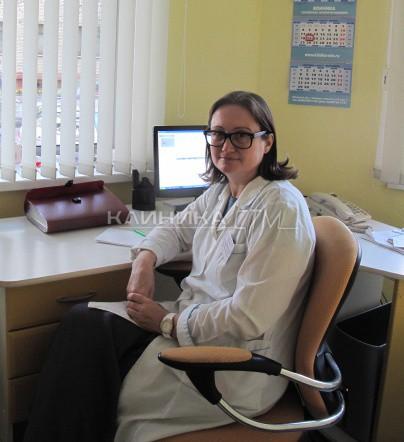 Бочарова Наталья