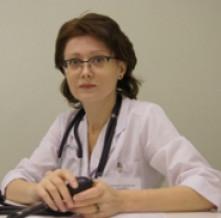 Серова Марина Константиновна