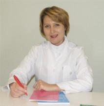 Щербакова Лариса Валентиновна