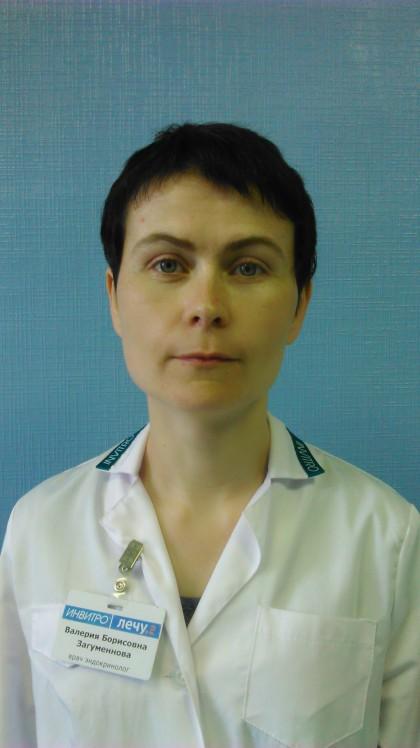 Загуменнова Валерия Борисовна