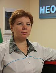 Кострюкова Лариса Николаевна