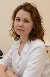 Рашитова Зульфия Равильевна