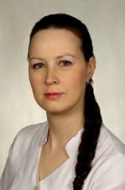 Марковская Елена Станиславовна
