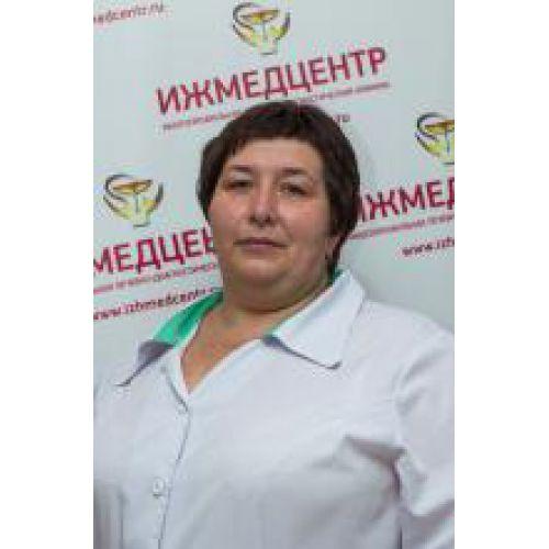 Шестакова Елена Борисовна