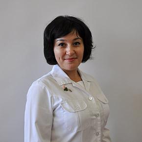 Шаяпова Диляра Тагировна