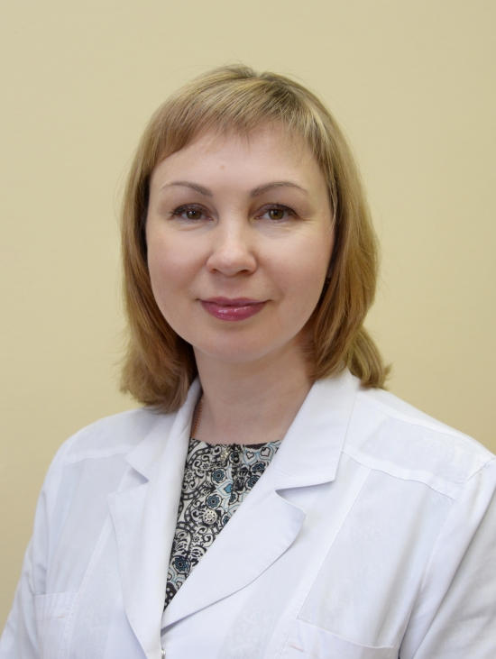 Голдобина Татьяна Юрьевна