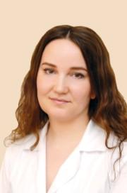 Агафонова Екатерина Витальевна
