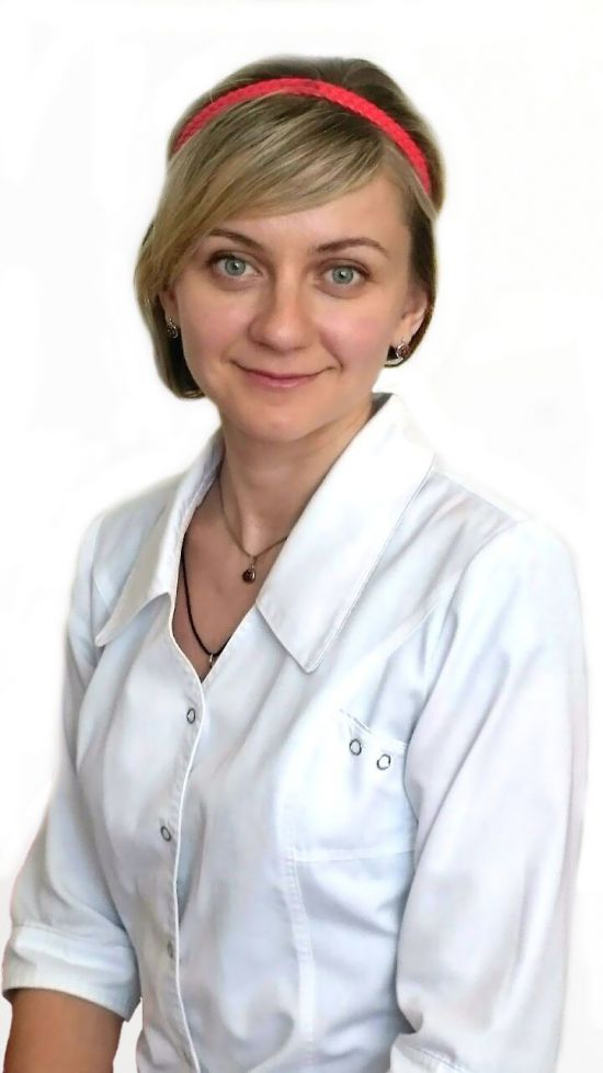 Евграфова Ольга Николаевна