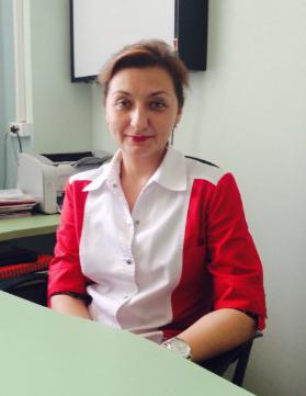 Виноградова Ольга Валерьевна