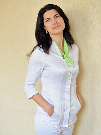 Еловец Анжелия Степановна