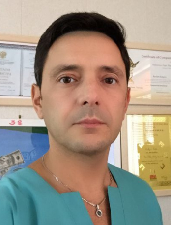 Кутузов Руслан Рафаилович