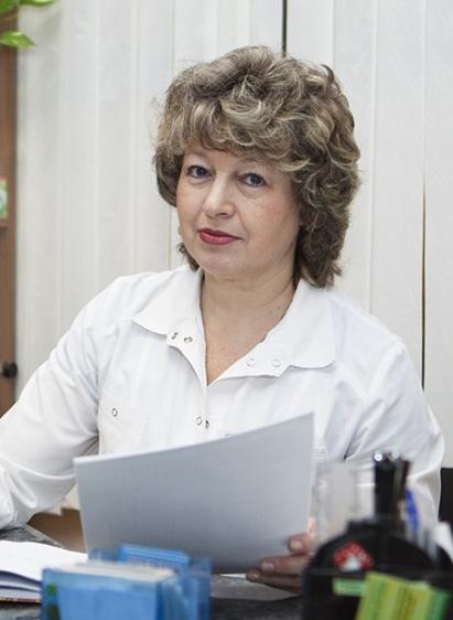 Мехрякова Лариса Владимировна
