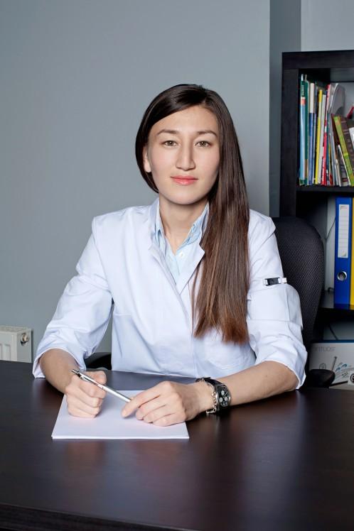 Ермекова Батима Кусаиновна