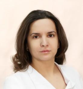 Цеханова Елена Юрьевна