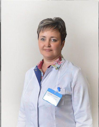 Кетова Елена Николаевна