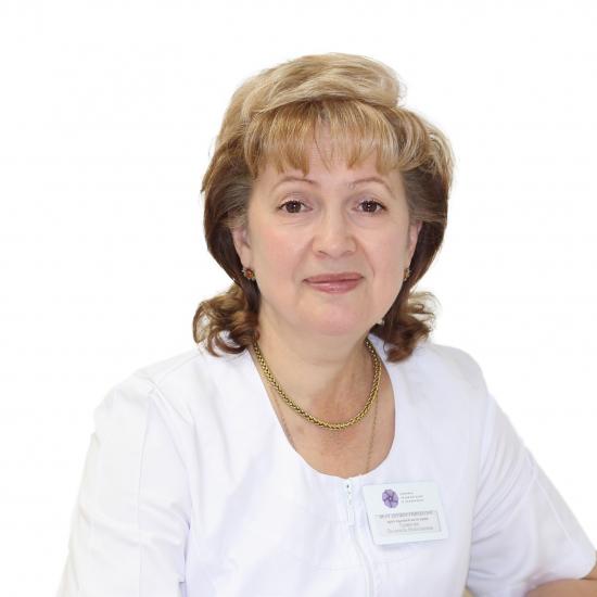 Травкова Людмила Николаевна