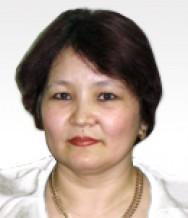 Халидова Кистеман Карпушевна