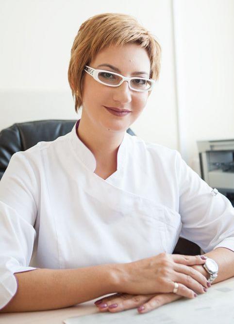 Шафиева Ирина Алексеевна