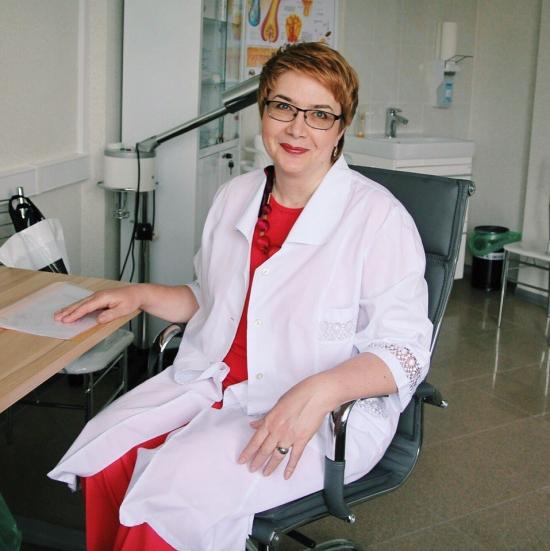 Митрошина Ирина Валентиновна