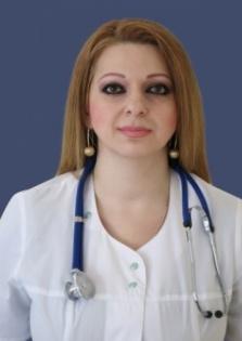 Бадалова Наринэ Сергеевна