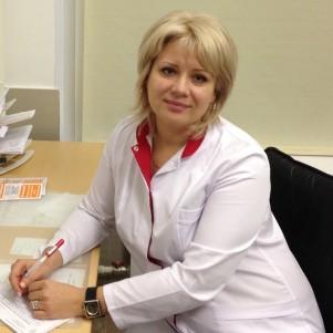 Богданова Светлана Валентиновна