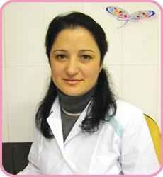 Нарсия Нана Нугзаровна