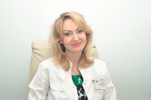 Комина Жанетта Васильевна