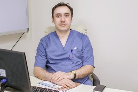 Мустафаев Джаваншир Мамедович