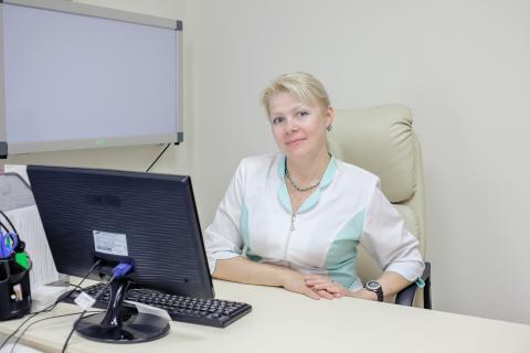 Пархомец Светлана Алексеевна
