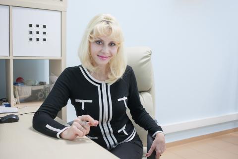 Смирнова Елена Анатольевна