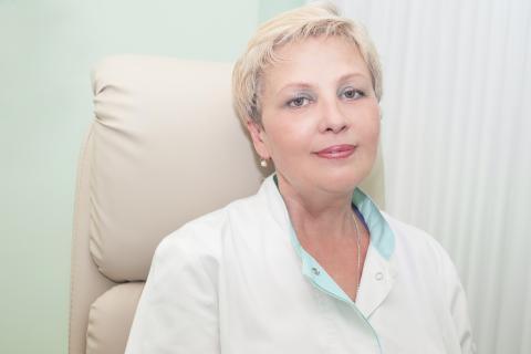 Сезина Надежда Фёдоровна