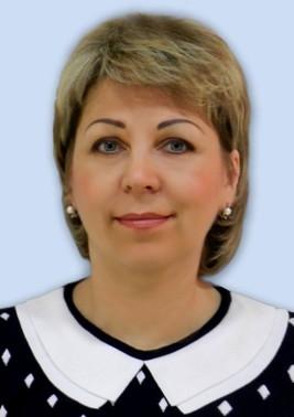 Глазина Елена Алексеевна
